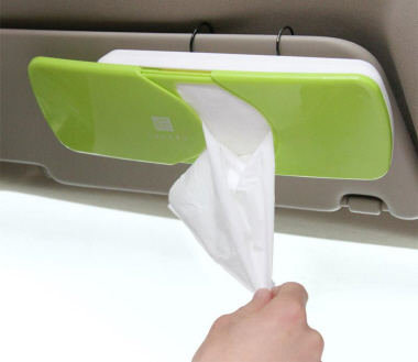 Tissue Box for Car
