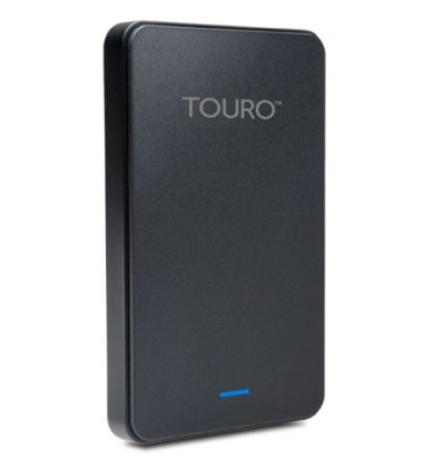 "TOURO™ Mobile external drive 2.5""(1.5 TB)"