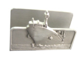 Customised Pewter Namecard Holder (Vessel)